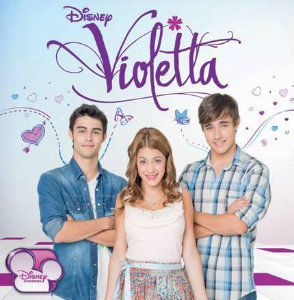 Скачать песни из сериала виолетта ven y canta