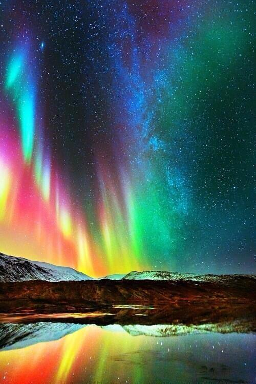 RT @ThatsEarth: Epic ~ Aurora Borealis, Iceland http://t.co/HYh8CjX0Ds