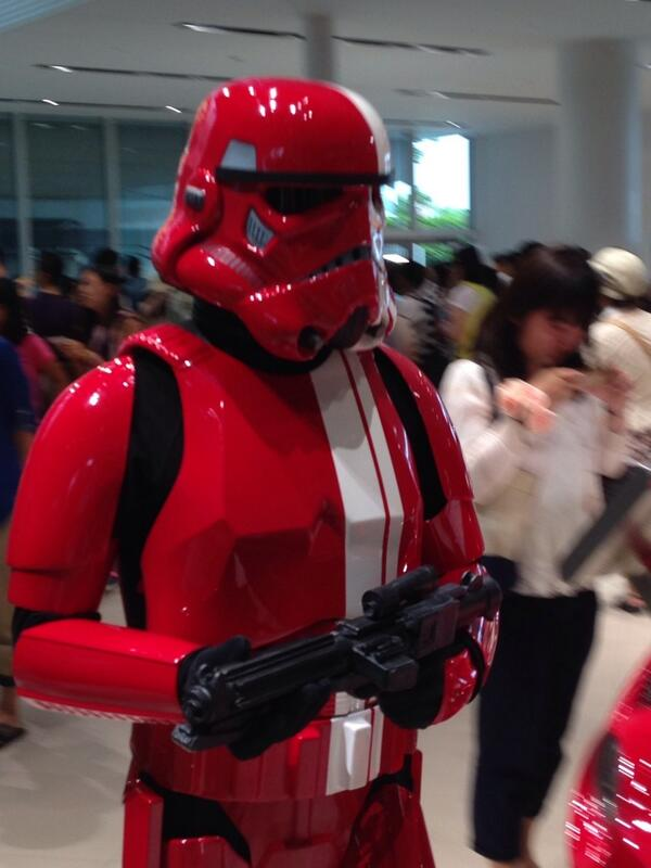 Nissan special red trooper is coming! http://t.co/x8uKPT9ohc