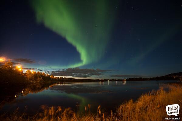RT @HelsinkiAirport: Have you ever seen northern lights? MT @hellolapland Aurora Borealis photo 23.8.2013 in #rovaniemi #lapland #finland http://t.co/gYHId54rRT