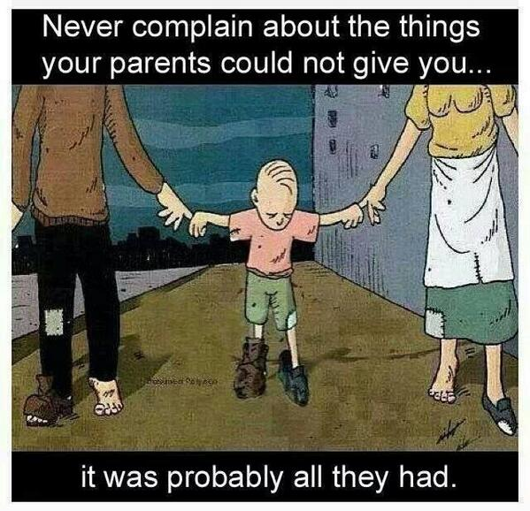 Always respect your parents! http://t.co/ACli4DCZYh