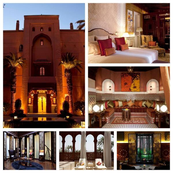 RT @FunHotelsWorld: Best hotel in Marrakech  @royalmansour #hotel lujo exclusivo #esencia pura del #marruecos exótico y de los sentidos http://t.co/ugq4Ql7CcF