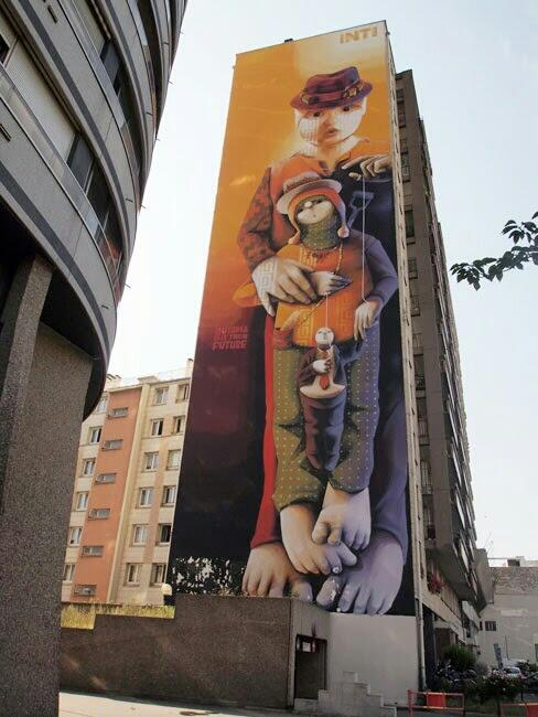 Street art http://t.co/txvTdBRTIr