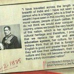 """@ASHUTOSHTARA: Pls read this & RT if U agree with this British Lord View about Indians http://t.co/sk5LB9y82H"" #SatyamevJayate"