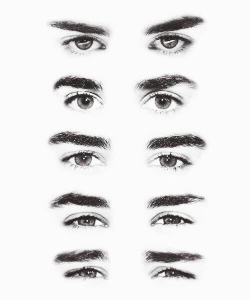 Does Justin do his eyebrows or something? How do they change so much? http://t.co/1cRw13Majt