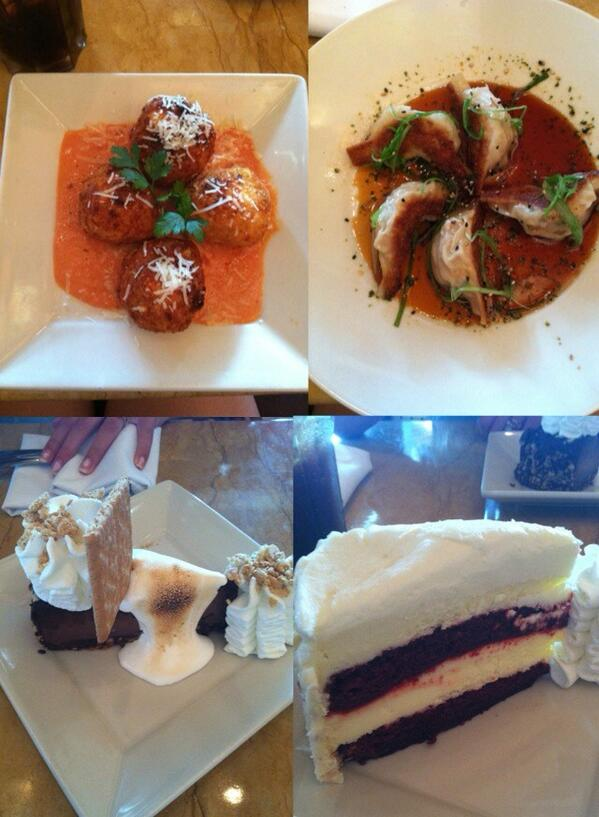 RT @ceceliYAAA: Ugh yes! Cheesecake Factory! http://t.co/DQCFrOxdY9