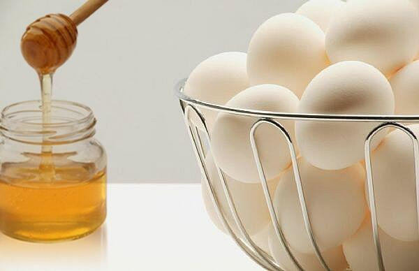 Tips Cara Mudah Dan Alami Menghilangkan Bekas Jerawat Dengan Putih Telur Dan Madu - AnekaNews.net
