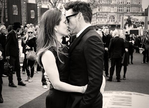 why are Robert and Susan so cute ?? #lovethem srsly. http://t.co/RndWcF95xj
