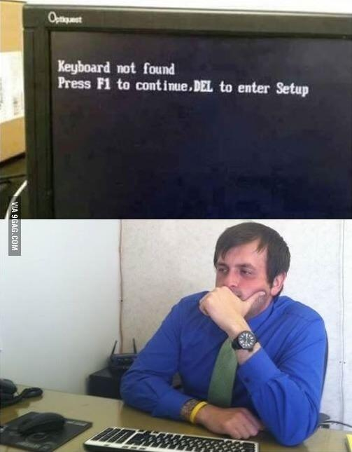 Keyboard not found http://t.co/7RNHXSa8kq