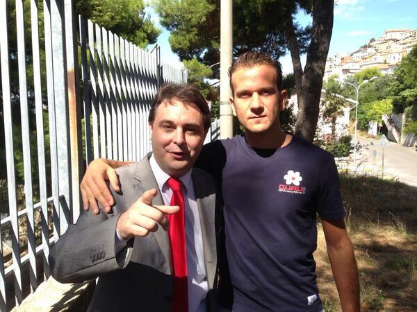 Andrea Diprè (@AndreaDipre): Prossimamente Matteo Montesi ad ANDREA DIPRÈ PER IL SACRO. Vi aspettiamo!!! http://t.co/noz8QpOFbf