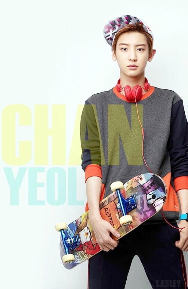 Chanyeol 2014 wallpaper