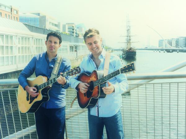 Acoustic Candlelight (@acousticbc): You just never know where @RyanKellyMusic and @neilbyrne_CT are going to have a rehearsal #dublin #acousticallyirish http://t.co/6d8yF9MV1m