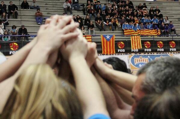 FCBQ (@FCBQ): La Federació Catalana de Basquetbol (FCBQ) us desitja una bona Diada Nacional de #Catalunya #11s2013 http://t.co/HeYVQfypKZ
