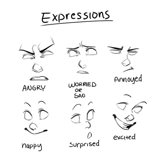 Drawing Expressions Series