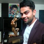 Cant describe the feeling while getting the arjuna award. Surreal experience. Big honour. #happy #proud http://t.co/OEOCgvoi30