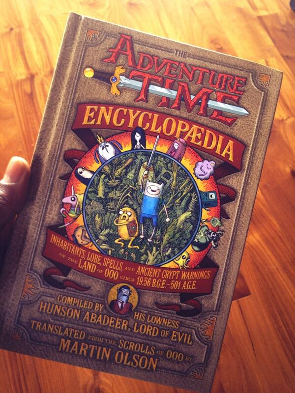 Step ur Adventure Time game up http://t.co/mdfNhORMbU
