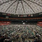 Today in 2005, Harris County opens the Astrodome to 25,000 Hurricane Katrina evacuees. http://t.co/aOgwi9wo0b