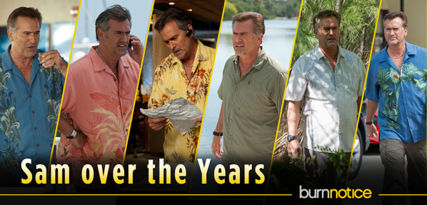 The best thing to happen to the Hawaiian shirt since Hawaii. RT if you share Sam's taste in shirts. #FinalBurn http://t.co/PY7VxYlxeD