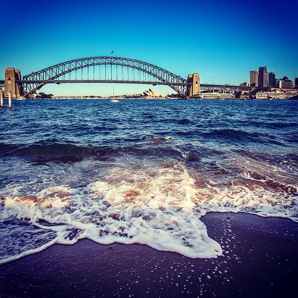 #Spring has definitely sprung in #Sydney...great shot by @heredownunder (via IG) http://t.co/jkD9OjSPnx