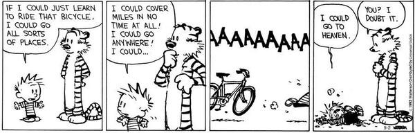 Here is your daily Calvin + Hobbes: http://t.co/HodugJnk2p