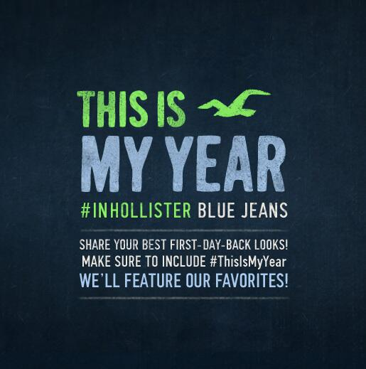 Tag your Back-to-Class pics on Instagram with #ThisIsMyYear & we'll feature our faves! http://t.co/DmkSkU8reG