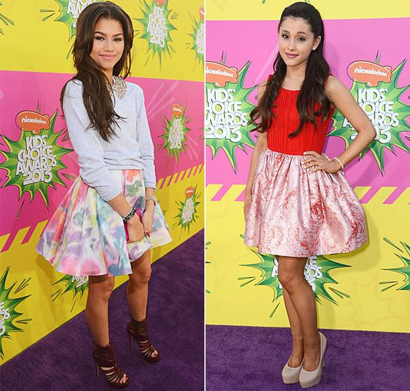 RT @ariana2kylie: RT FOR ARIANA GRANDE (#Arianators) FAV FOR ZENDAYA COLEMAN (#Zswaggers) http://t.co/ncll0Jgx3h