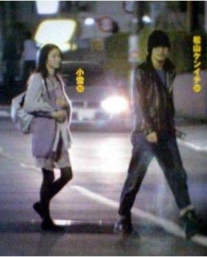 test ツイッターメディア - 松山ケンイチ♡小雪夫妻! https://t.co/VxfoE3lzfu