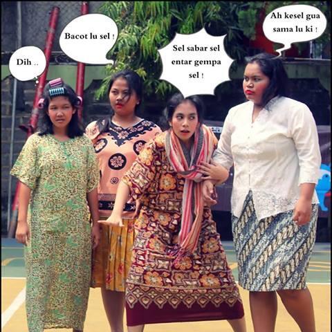 Ssstt! Inilah Realita Kehidupan Emak-Emak Indonesia - AnekaNews.net