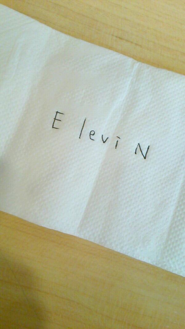 リヴァイって名前の意味さ、こういうことなの?ふと気づいて以来ずっとこの説推し続けてる。