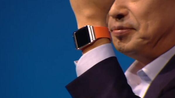 Tajné: první snímky prototypu hodinek Samsungu