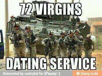 virgins dating service