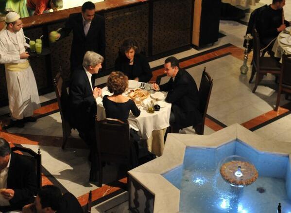 Госсекретарь США Джон Керри продолжает радовать нас перспективами полномасштабной войны