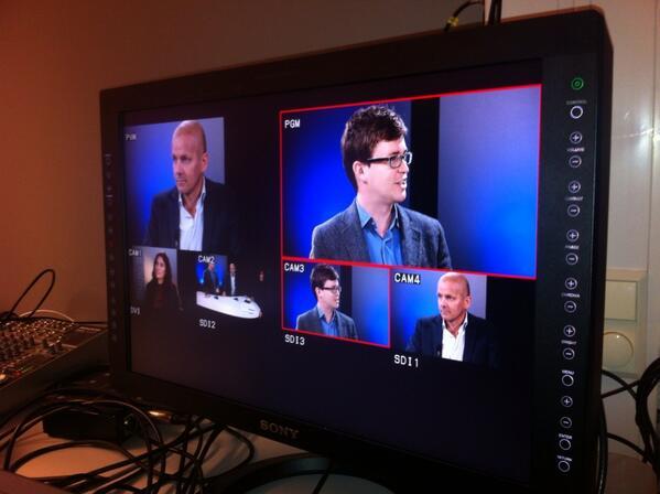 Jepp. Nytt #StudioBT i opptak nå! @sjuddi @FGudbrandsen På nett i ettermiddag.. http://t.co/FnBWezOvPO