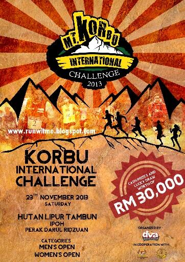 Korbu International Challenge on 23rd Nov 2013. Registration will be opened on 23rd Sept 2013. Mark the date! http://t.co/9KBjkKFbn8