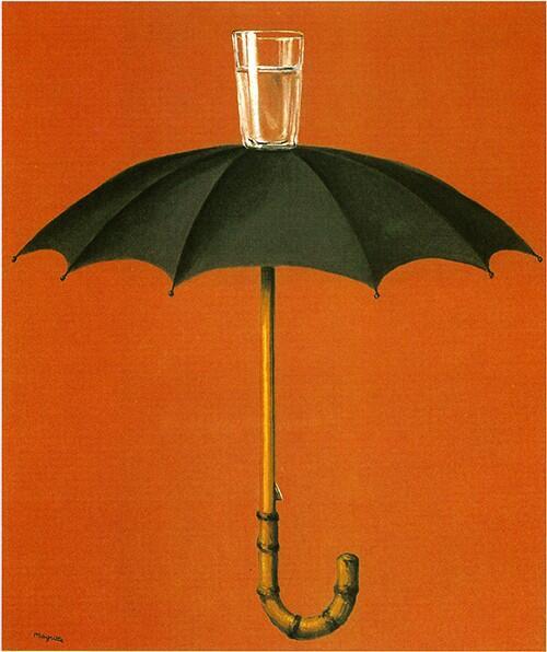 Il problema (di tecnica pittorica) trova la sua soluzione. Magritte - Le vacanze di Hegel #twitart http://t.co/mamMaODCrA