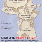 RT @Amazing_Maps: Africa is WAY bigger than you thought. http://t.co/keul9cng20
