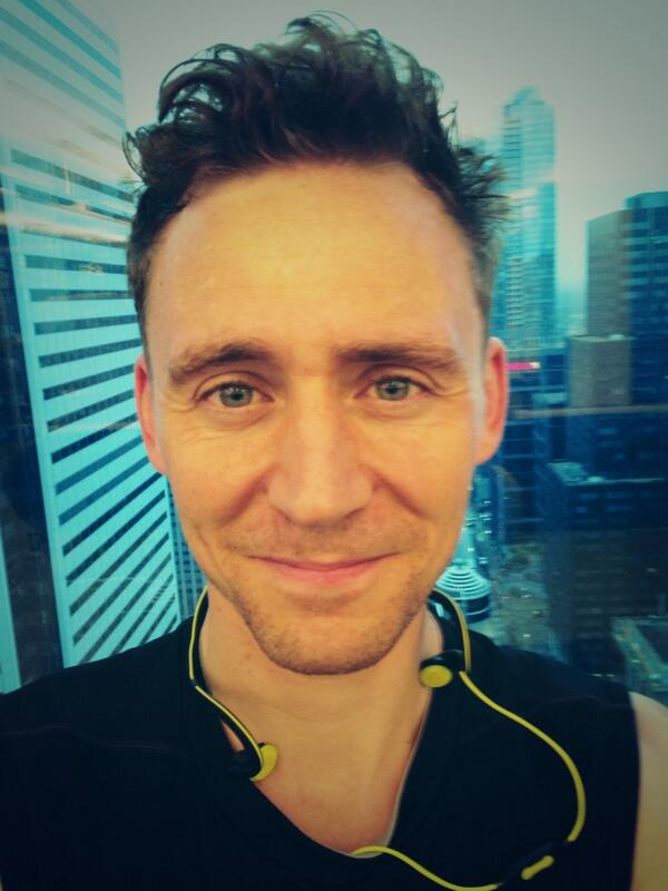 Image result for tom hiddleston selfies