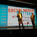 #smmhk Here's @thomascrampton & @hkjaps launching this mudder: http://t.co/nU0ko3mGZi