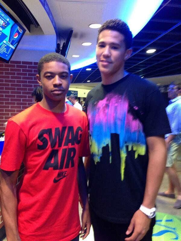 Tyler Ulis and Devin Booker: http://t.co/qo0zRfTMMD