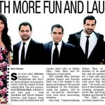 RT @ShrutiAkshara_H: RT @TalentMantra:#WelcomeBack back with more fun and laughter! @shrutihaasan http://t.co/IGhuksTO4w