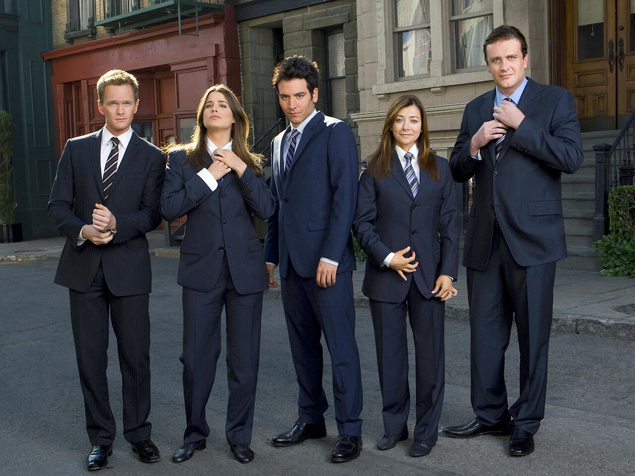 Suit up bitches! #Himym is back tonight! http://t.co/oD8LO3gkoa
