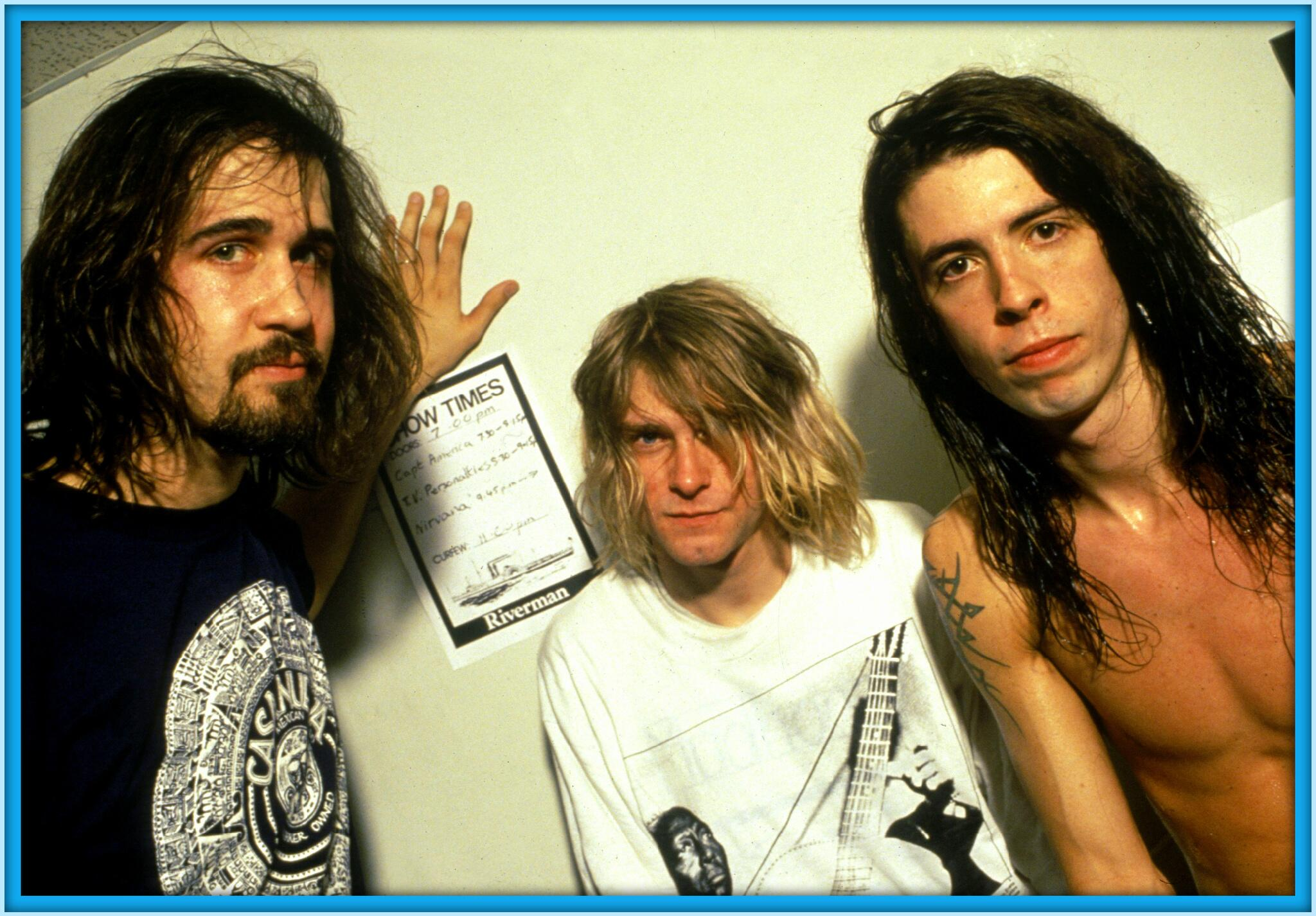 September 24, 1991 – Nirvana released 'Nevermind' and changed everything! #Nevermind22 #Grunge http://t.co/G9UauIVGBw