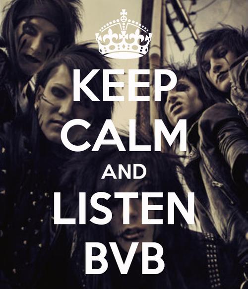 RT @LauraFranjul14: Listen to #BlackVeilBrides. #BVBarmy #BVB http://t.co/eO8vJCkmKg