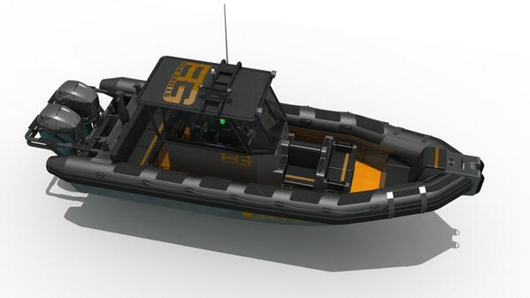 excited to take delivery of our first BG850 RIB soon! Planning a winter mission round Britain in it for January. http://t.co/BcXpB82IjW