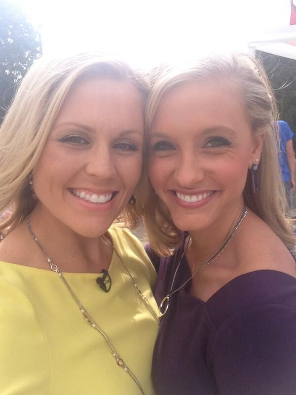 Shannon Hegy (@ShannonHegy): Kicking off the Big E with @MissCTBdecker ! http://t.co/CehWKLVDIP