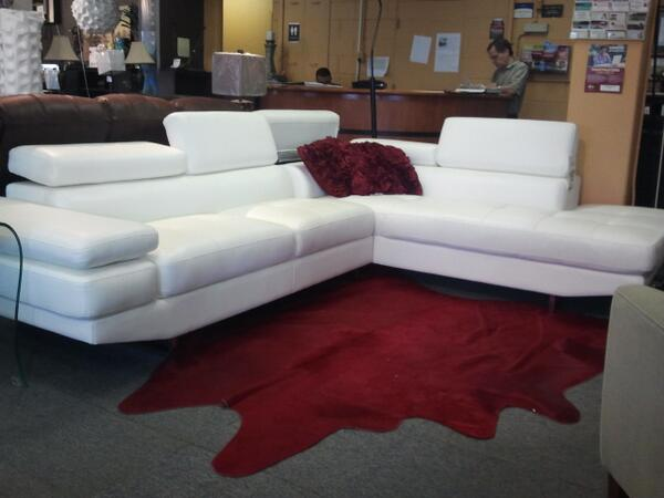 Leather sectional with ratchet back reg. $2999.00 now $1599.00. Lots of deals at JS Furniture Gallery! 1725 Ellice http://t.co/1F47xABikO