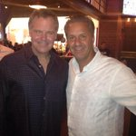Now with Jim Murren from MGM. http://t.co/YDCn5wMKO9