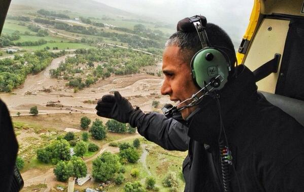 The view from above CO's deadly flood was unreal. See what we saw tonight on @nbcnightlynews @NBCNews http://t.co/gUx0A30evt