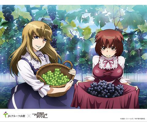 【おしらせ】日本一の葡萄生産地「JAフルーツ山梨」と奇跡のコラボが決定!とっても美味しい「ケイとタマキのもぎたて葡萄」を
