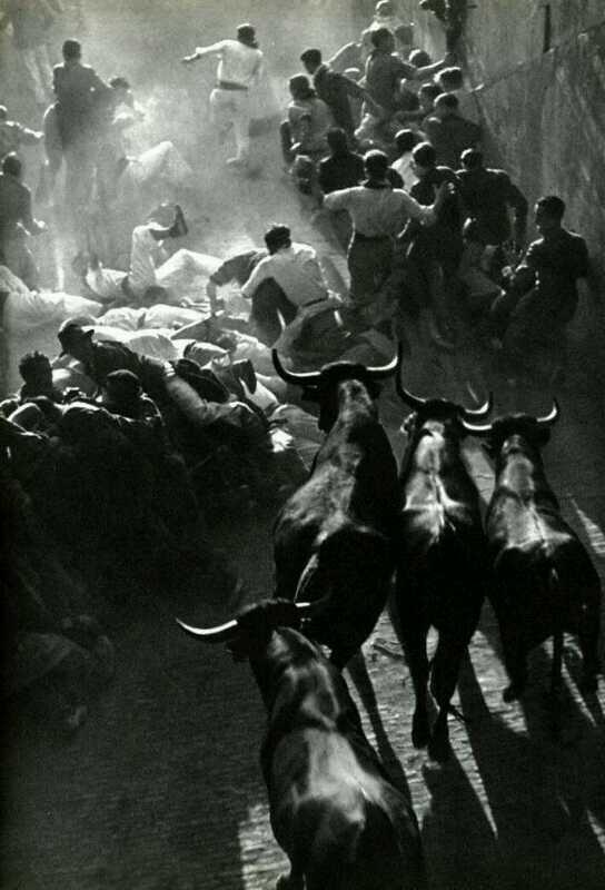 San fermines en 1954. http://t.co/TFxFKPJFmk